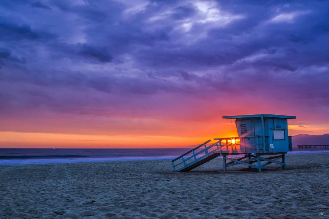 Mark Epstein Photo | Sunset at Station 24