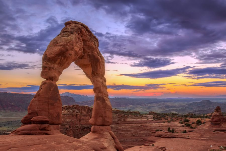 Mark Epstein Photo | Delicate Arch at Sunset